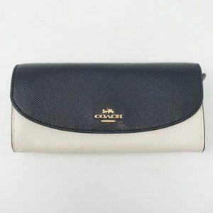 💯 Coach Bifold Wallet Brand New